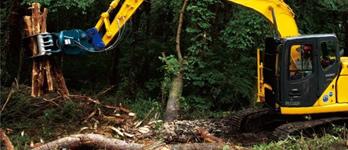 高性能林業機械改造